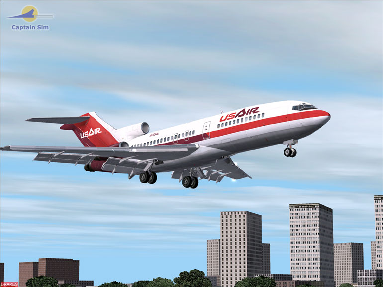 CAPTAIN SIM - LEGENDARY 727
